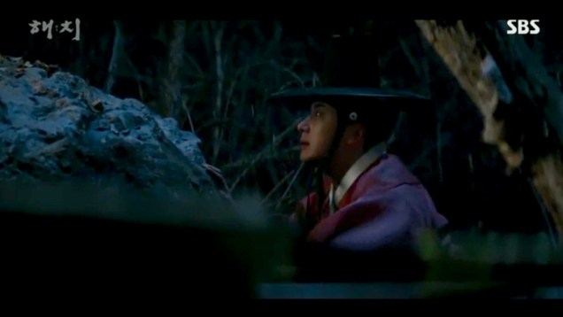 2019 2 11 Jung Il-woo in Haechi Episode 2 (3-4) 66