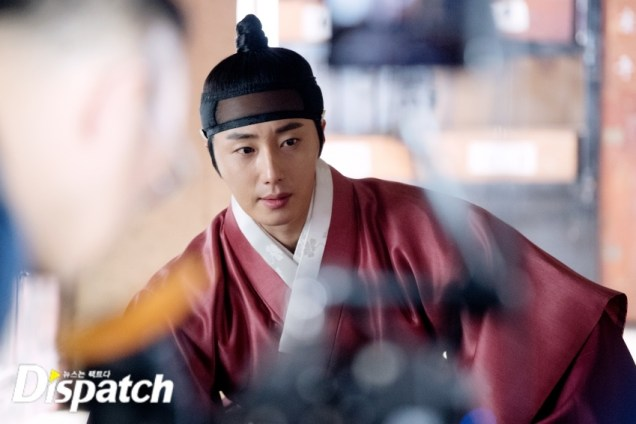 2019 2 11 Jung Il-woo in Haechi Episode 2 (3-4) Behind the Scenes. 11