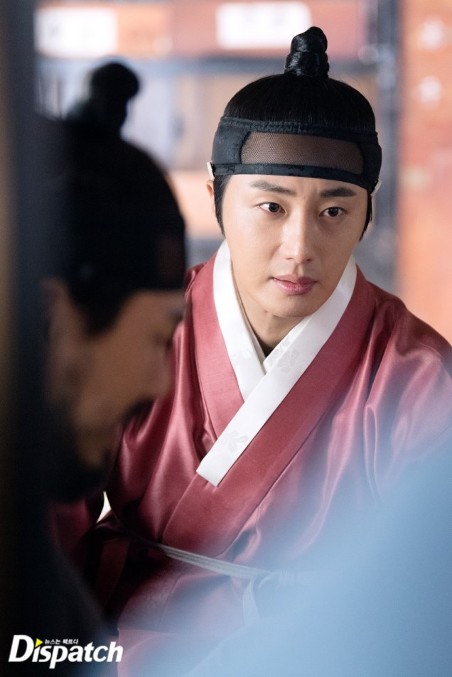 2019 2 11 Jung Il-woo in Haechi Episode 2 (3-4) Behind the Scenes. 13