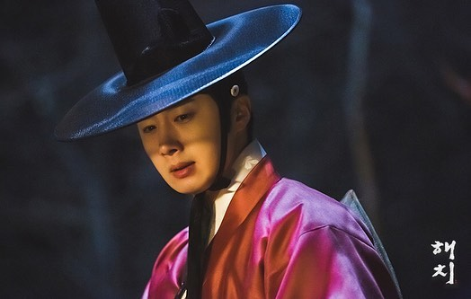 2019 2 11 Jung Il-woo in Haechi Episode 2 (3-4) Behind the Scenes. 17