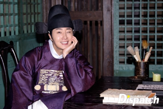 2019 2 11 Jung Il-woo in Haechi Episode 2 (3-4) Behind the Scenes. 3