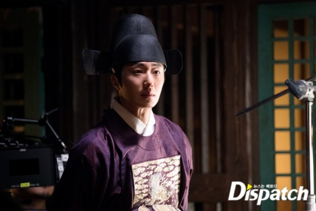 2019 2 11 Jung Il-woo in Haechi Episode 2 (3-4) Behind the Scenes. 5