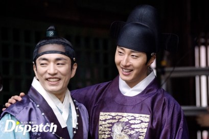 2019 2 11 Jung Il-woo in Haechi Episode 2 (3-4) Behind the Scenes. 6