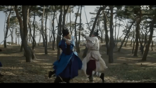 2019 2 11 Jung Il-woo in Haechi Episode 2 (3) 4