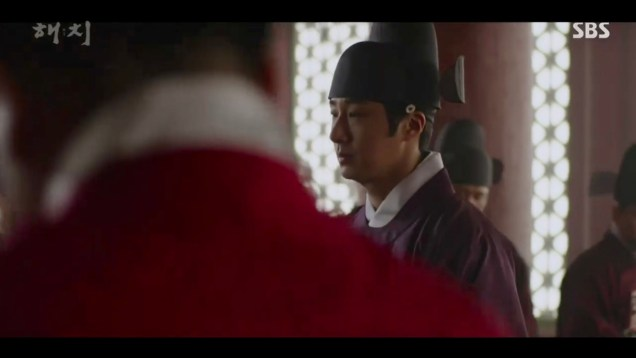 2019 2 18 Jung Il-woo in Haechi Episode 3 (5,6) 11