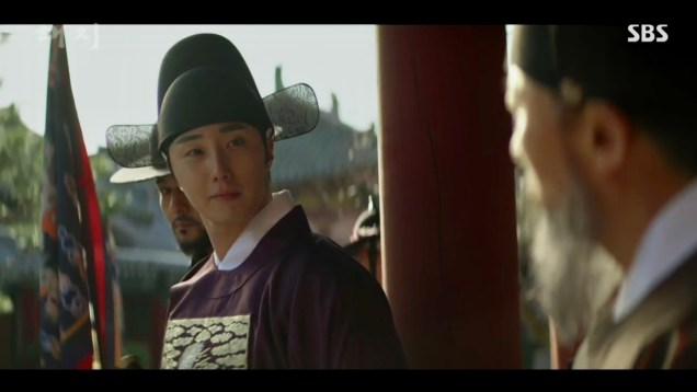 2019 2 18 Jung Il-woo in Haechi Episode 3 (5,6) 13