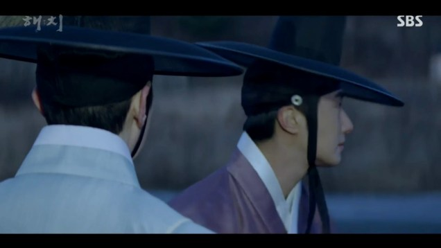 2019 2 18 Jung Il-woo in Haechi Episode 3 (5,6) 46