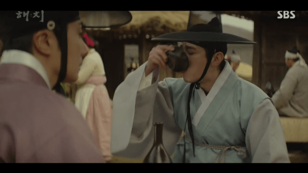 2019 2 18 Jung Il-woo in Haechi Episode 3 (5,6) 51