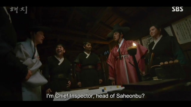 2019 2 18 Jung Il-woo in Haechi Episode 3 (5,6) 52