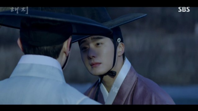 2019 2 18 Jung Il-woo in Haechi Episode 3 (5,6) 64