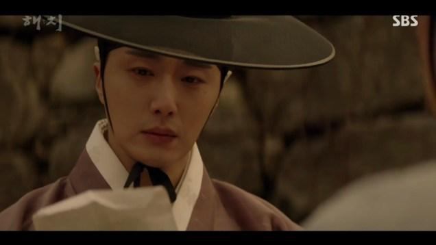 2019 2 18 Jung Il-woo in Haechi Episode 3 (5,6) 78