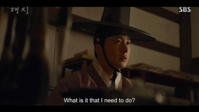 2019 2 18 Jung Il-woo in Haechi Episode 3 (5,6) 86