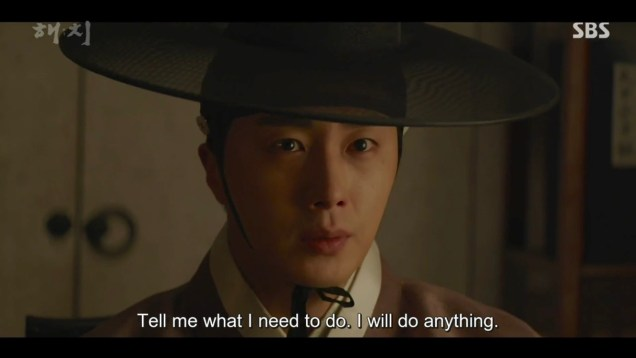 2019 2 18 Jung Il-woo in Haechi Episode 3 (5,6) 87