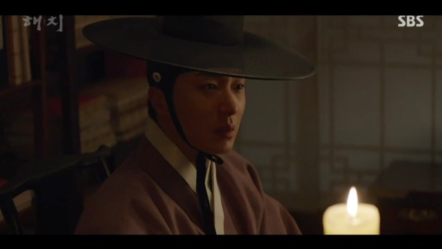 2019 2 18 Jung Il-woo in Haechi Episode 3 (5,6) 90