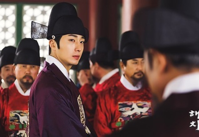 2019 2 18 Jung Il-woo in Haechi Episode 3 (5,6) BTS 5