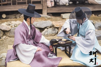 2019 2 19 Jung Il-woo in Haechi Episode 3 (5,6) SBS Photos 1