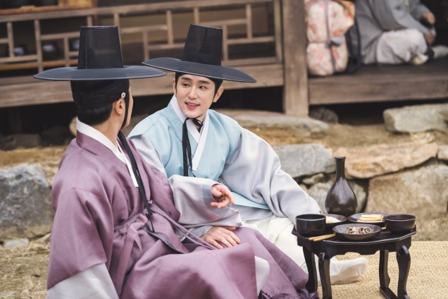 2019 2 19 Jung Il-woo in Haechi Episode 3 (5,6) SBS Photos 3