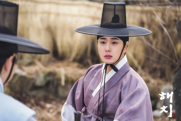 2019 2 19 Jung Il-woo in Haechi Episode 3 (5,6) SBS Photos 7