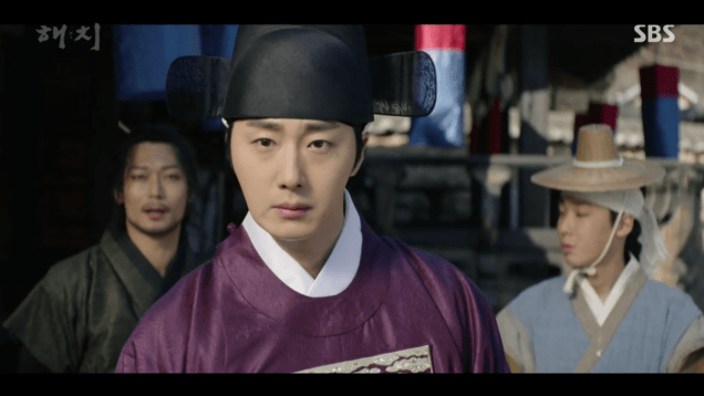 2019 2 25 Jung Il-woo in Haechi Episode 5 (9,10) 23