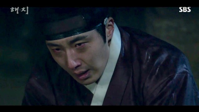 2019 2 25 Jung Il-woo in Haechi Episode 5 (9,10) 7