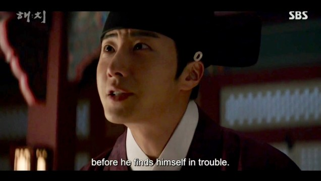 2019 2 25 Jung Il-woo in Haechi Episode 5 (9,10) 84