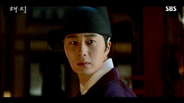 2019 2 25 Jung Il-woo in Haechi Episode 5 (9,10) 88