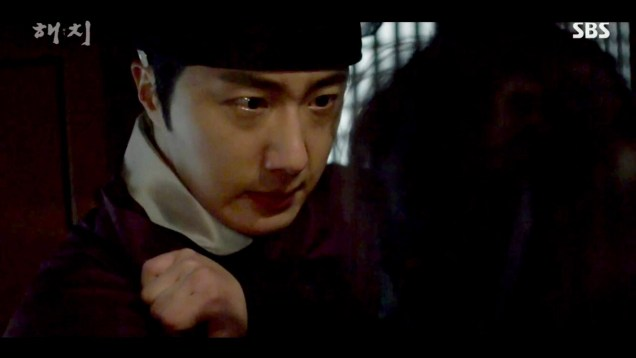 2019 2 25 Jung Il-woo in Haechi Episode 5 (9,10) 89