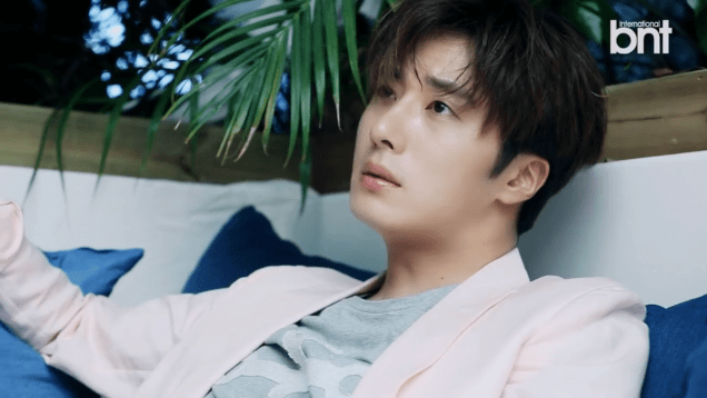 2016 5 22 Jung Il-woo in a BNT Pictorial. Cr BNT, Screen Captures by Fan 13. 19
