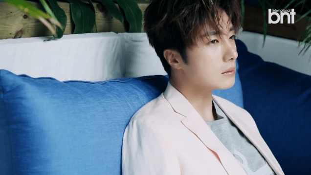 2016 5 22 Jung Il-woo in a BNT Pictorial. Cr BNT, Screen Captures by Fan 13. 36