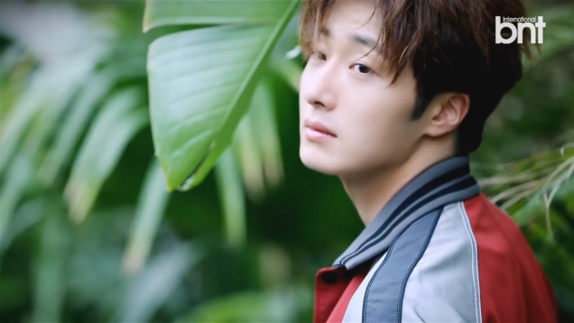 2016 5 22 Jung Il-woo in a BNT Pictorial. Cr BNT, Screen Captures by Fan 13. 58
