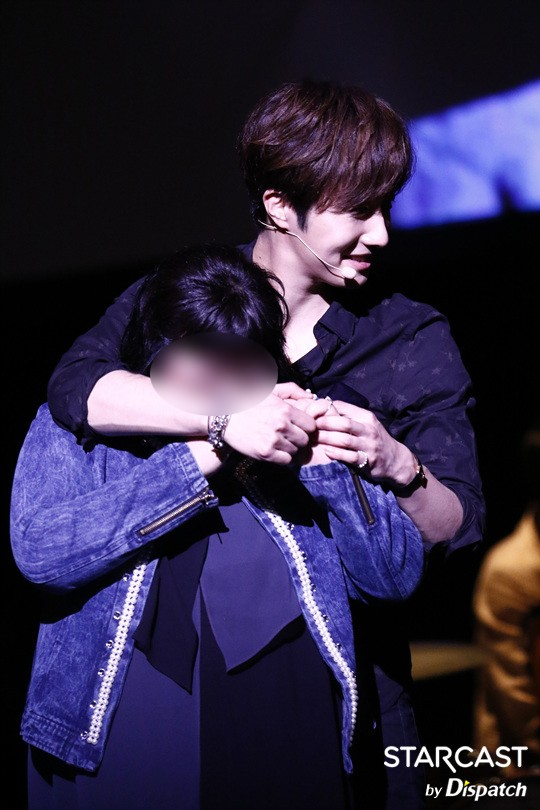 2016 Jung Il-woo in his 10th Thank You Fan Meeting in Japan. Cr. Starcast 33.jpg
