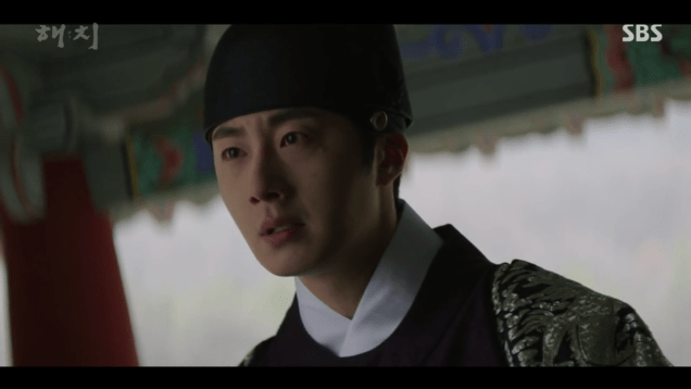 2019 2 19 Jung Il-woo in Episode 12. 30