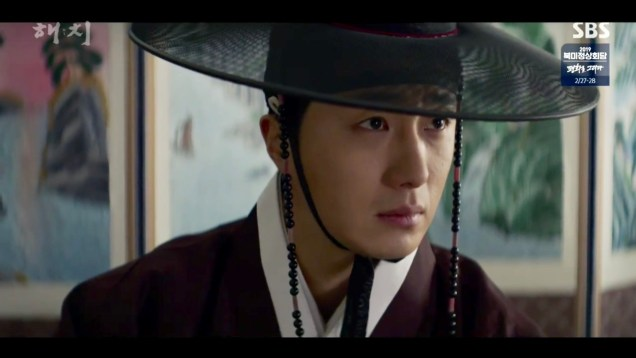 2019 2 26 Jung Il-woo in Haechi Episode 6 (11,12) Cr. SBS Screen Captures by Fan13. 10