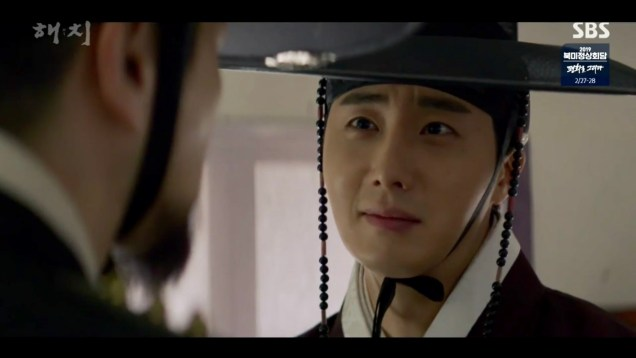 2019 2 26 Jung Il-woo in Haechi Episode 6 (11,12) Cr. SBS Screen Captures by Fan13. 2