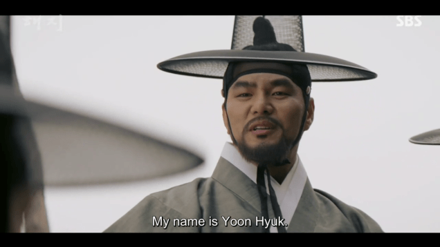 2019 2 26 Jung Il-woo in Haechi Episode 6 (11,12) Cr. SBS Screen Captures by Fan13. 35