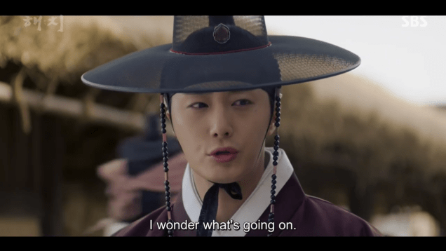 2019 2 26 Jung Il-woo in Haechi Episode 6 (11,12) Cr. SBS Screen Captures by Fan13. 36