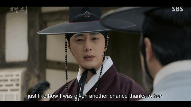 2019 2 26 Jung Il-woo in Haechi Episode 6 (11,12) Cr. SBS Screen Captures by Fan13. 40