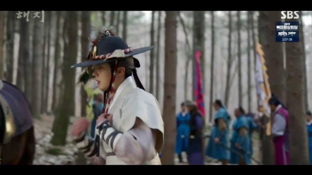 2019 2 26 Jung Il-woo in Haechi Episode 6 (11,12) Cr. SBS Screen Captures by Fan13. 49