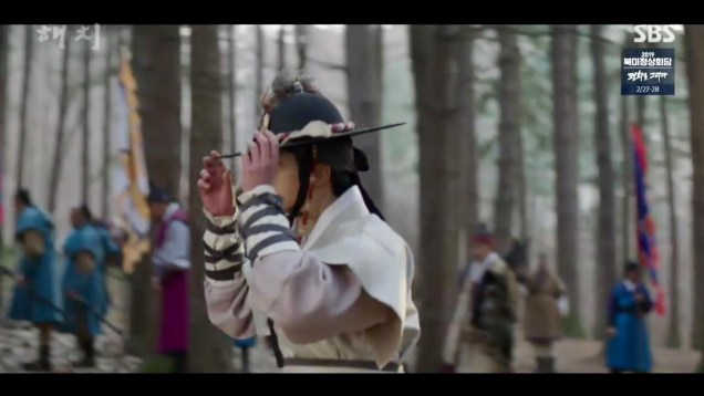 2019 2 26 Jung Il-woo in Haechi Episode 6 (11,12) Cr. SBS Screen Captures by Fan13. 54