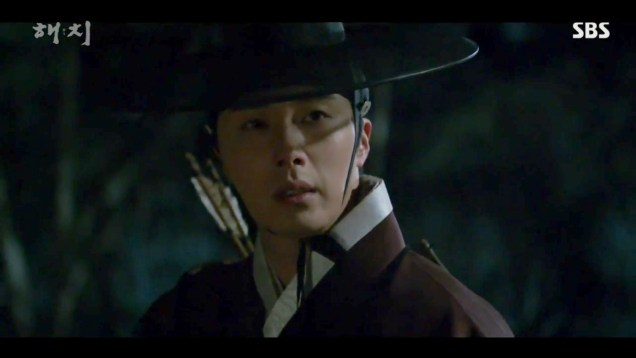2019 2 26 Jung Il-woo in Haechi Episode 6 (11,12) Cr. SBS Screen Captures by Fan13. 68