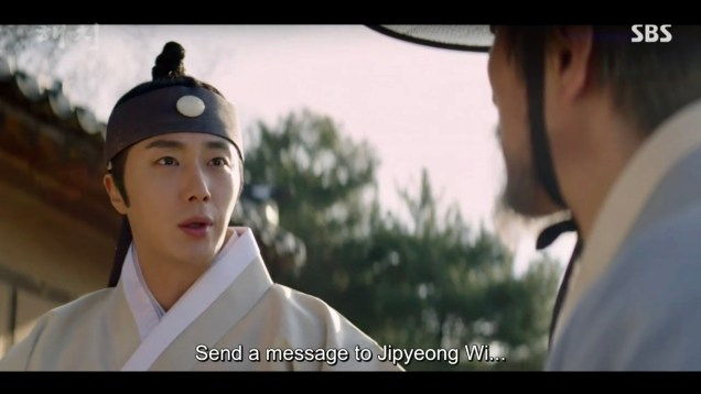 2019 2 26 Jung Il-woo in Haechi Episode 6 (11,12) Cr. SBS Screen Captures by Fan13. 79