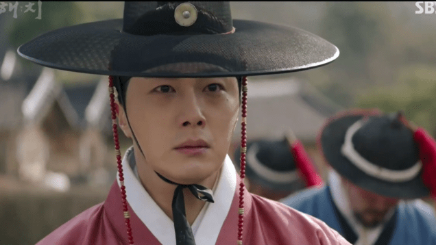 2019 2 26 Jung Il-woo in Haechi Episode 6 (11,12) Cr. SBS Screen Captures by Fan13. 95