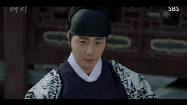 2019 3 11 Jung Il-woo in Haechi Episode 9. 11