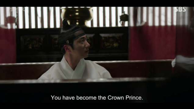 2019 3 11 Jung Il-woo in Haechi Episode 9. 16