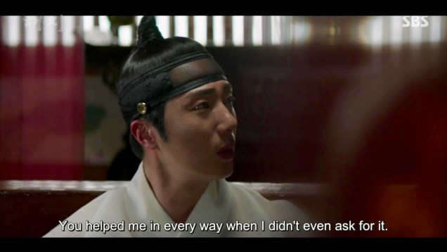 2019 3 11 Jung Il-woo in Haechi Episode 9. 19