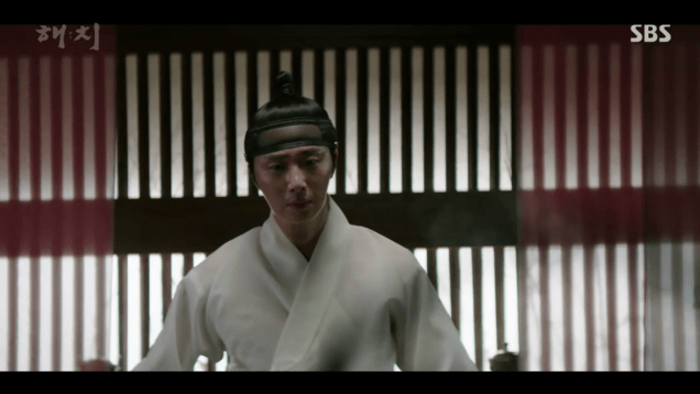 2019 3 11 Jung Il-woo in Haechi Episode 9. 22