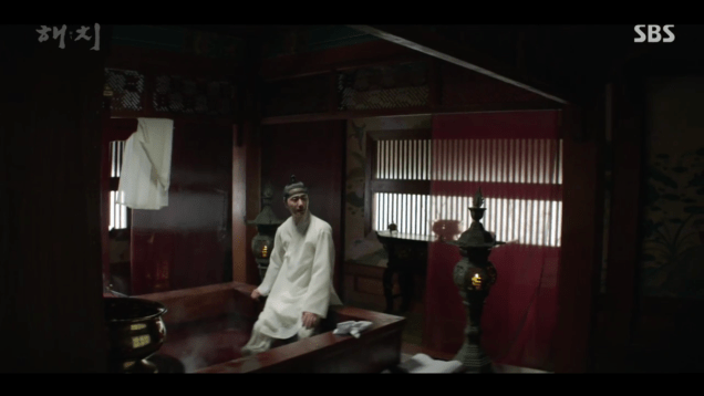 2019 3 11 Jung Il-woo in Haechi Episode 9. 23