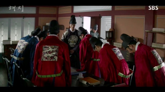 2019 3 11 Jung Il-woo in Haechi Episode 9. 31