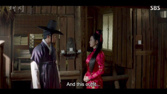 2019 3 11 Jung Il-woo in Haechi Episode 9. 37