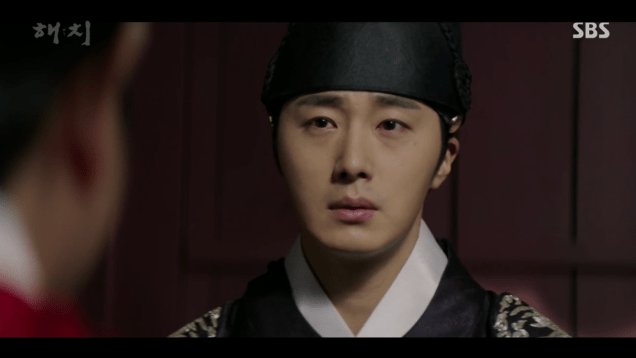 2019 3 11 Jung Il-woo in Haechi Episode 9. 42